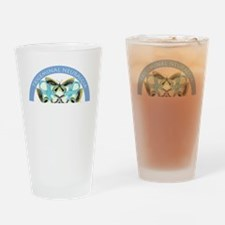 TNWarrior Drinking Glass