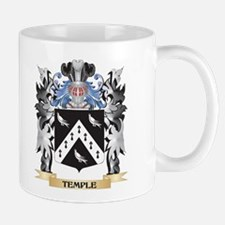 Temple Coat of Arms - Family Crest Mugs