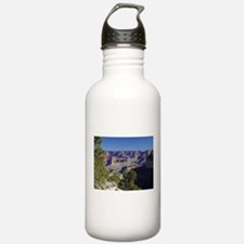 Funny Grand canyon picture Water Bottle