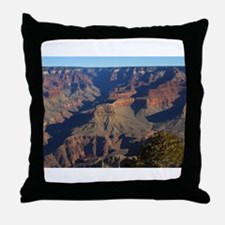 Unique Grand canyon picture Throw Pillow