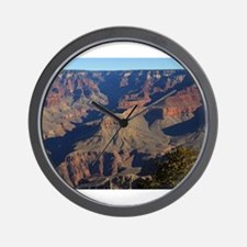 Unique Grand canyon picture Wall Clock