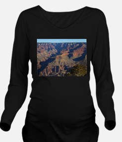 Cool Grand canyon picture Long Sleeve Maternity T-Shirt