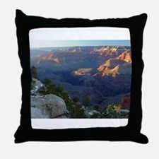 Grand canyon picture Throw Pillow