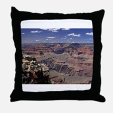 Funny Grand canyon picture Throw Pillow