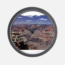 Funny Grand canyon picture Wall Clock