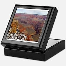 Grand canyon picture Keepsake Box
