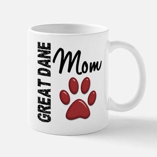 Cute Dane mom Mug