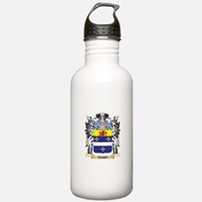 Terry- Coat of Arms - Water Bottle