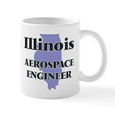 Illinois Aerospace Engineer Mugs