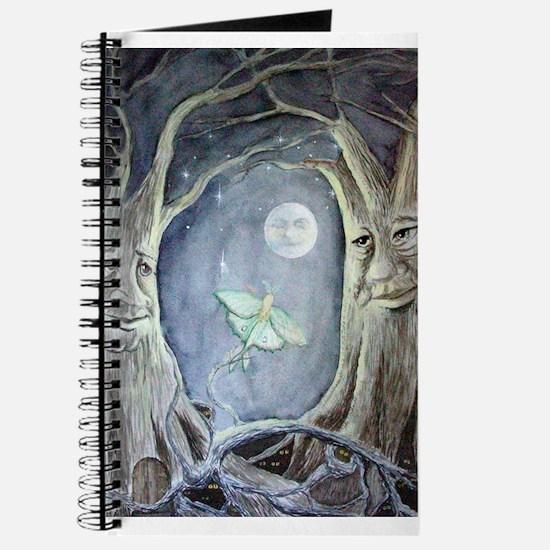 Cute Night Journal