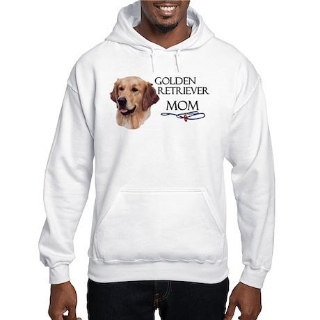 Golden Mom Hooded Sweatshirt