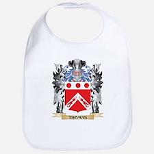 Thomas- Coat of Arms - Family Crest Bib