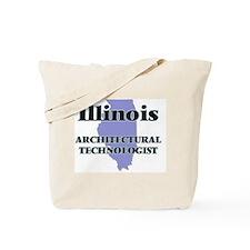 Illinois Architectural Technologist Tote Bag