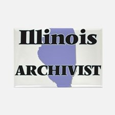 Illinois Archivist Magnets