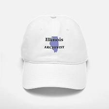 Illinois Archivist Baseball Baseball Cap