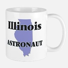 Illinois Astronaut Mugs