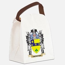 Thompson- Coat of Arms - Family C Canvas Lunch Bag