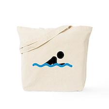 breaststroke Tote Bag