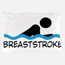 breaststroke Pillow Case