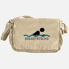 breaststroke Messenger Bag