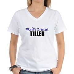 Worlds Greatest TILLER Shirt