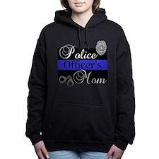 Cute Officer Women's Hooded Sweatshirt