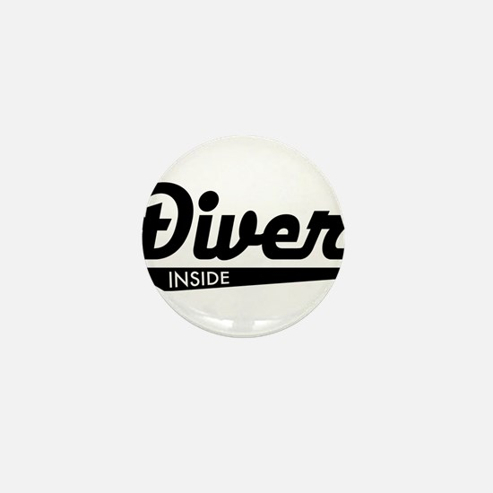 diver Mini Button