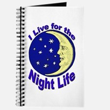Night Life Party Journal