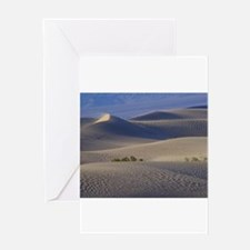 Death Valley Greeting Cards