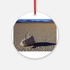 Death Valley Round Ornament