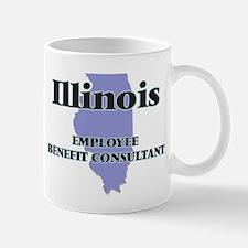 Illinois Employee Benefit Consultant Mugs