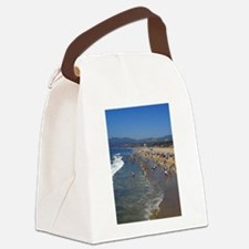 Los angeles Canvas Lunch Bag