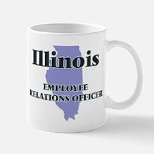 Illinois Employee Relations Officer Mugs