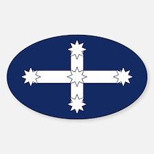 Eureka Flag Decal