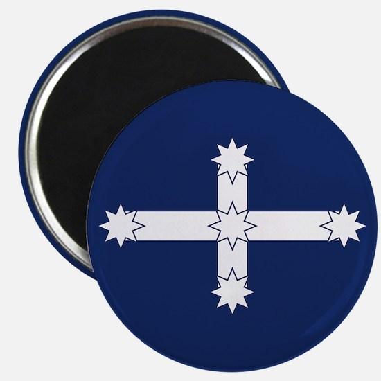 Eureka Flag Magnet