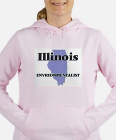Illinois Envrionmentalis Women's Hooded Sweatshirt