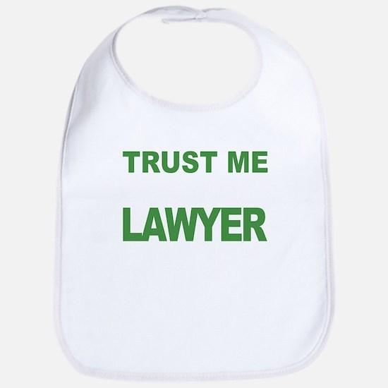 Trust Me My Moms A Lawyer Baby Bib