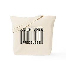 Scottish Terrier Dog Lover Tote Bag