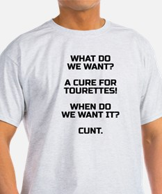 What Do We Want T-Shirt
