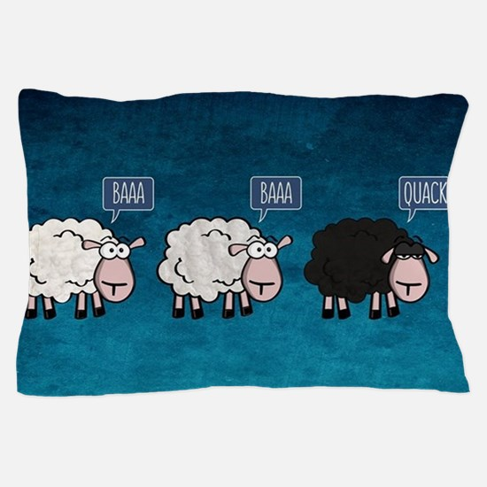 Cool Sheep Pillow Case