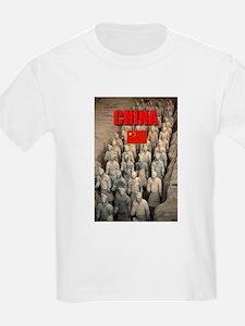 Cute Republic china flag T-Shirt