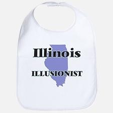 Illinois Illusionist Bib