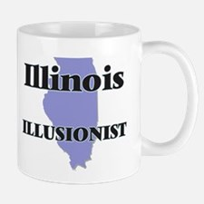 Illinois Illusionist Mugs