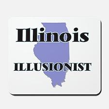 Illinois Illusionist Mousepad