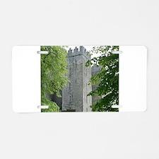 Ireland Aluminum License Plate
