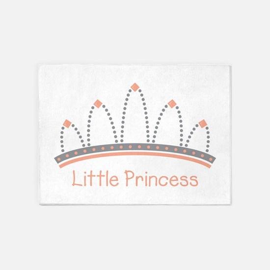 Little Princess 5'x7'Area Rug