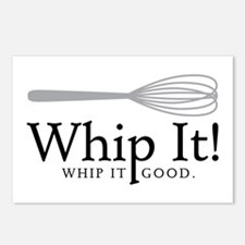 Whip It Postcards (Package of 8)