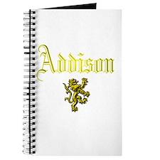 Addison. Journal
