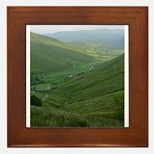 Ireland Framed Tile