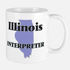 Illinois Interpreter Mugs